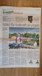 MVT. Motala & Vadstena Tidning Fredag 23 Juli 2010 Vecka 29 Nummer 168 Sommarnärbild sidan 4
