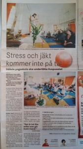 MVT. Motala & Vadstena Tidning Måndag 27 Januari 2014 Vecka 5 Nummer 21